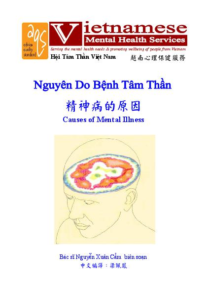 Causes Of Mental Illness Vn Cn