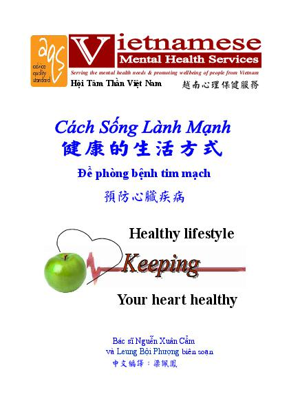 Healthy Lifestyle Vn Cn
