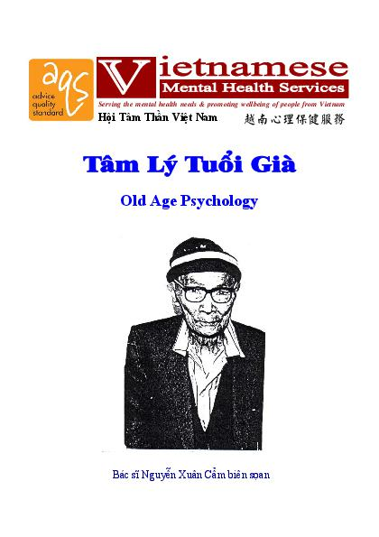 Old Age Psychology