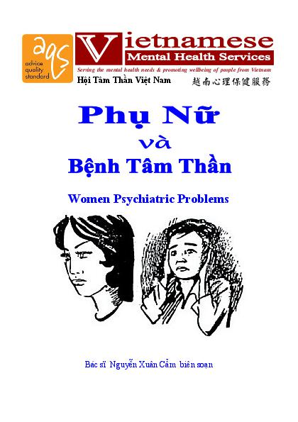Women Psychiatric Problems Vn