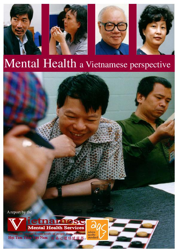 Mental Health Vietnamese Perspective